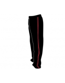 SB Customised Cricket Jersey Trouser Black Red Customised Cricket Clothing