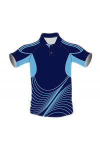 SB Customised Cricket Jersey Trouser Blue Customised Cricket Clothing