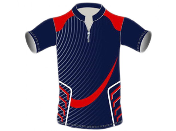 SB Customised Cricket Jersey Trouser Blue Red Customised Cricket Clothing