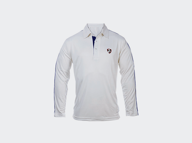 SG Century Full Sleeve Cricket Shirt