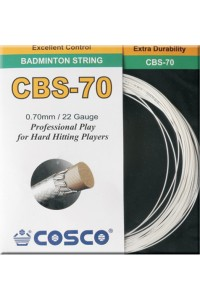 Cosco CBS 70 Badminton Racket String