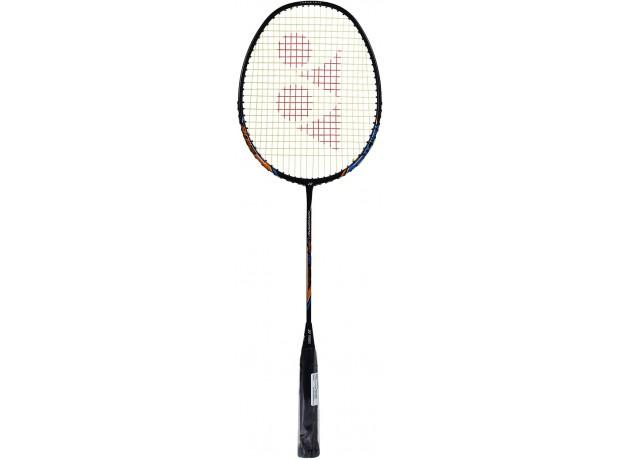 YONEX Nanoray Light 18i Graphite Badminton Racquet (Black)