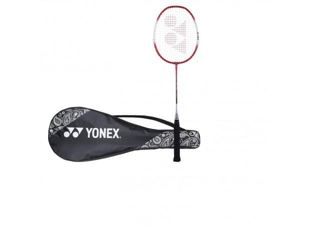 Yonex ZR Series Aluminum Strung Badminton Racket with Full Cover