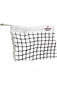 Cosco Badminton Net Cotton Material Brown Color Thread