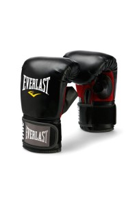 Everlast MMA Heavy Bag Boxing Gloves Black