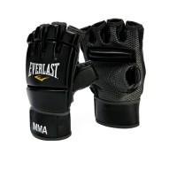 Everlast MMA Kick Boxing Gloves Black