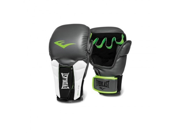 Everlast Prime Universal Boxing Training Gloves Grey Green