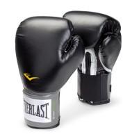 Everlast Pro Style Black Training Boxing Gloves
