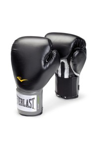 Everlast Pro Style Black Training Boxing Gloves