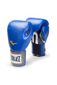 Everlast Pro Style Blue Training Boxing Gloves