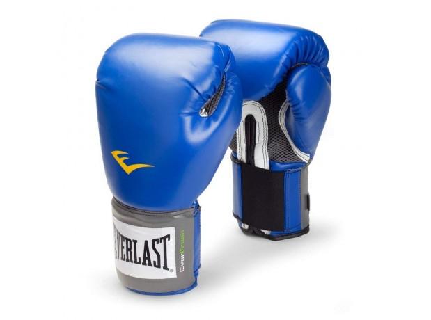 Everlast Pro Style Blue Training Boxing Gloves
