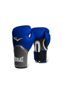 Everlast Pro Style Elite Blue Training Boxing Gloves