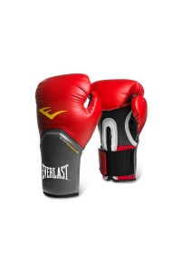 Everlast Pro Style Elite Red Training Boxing Gloves