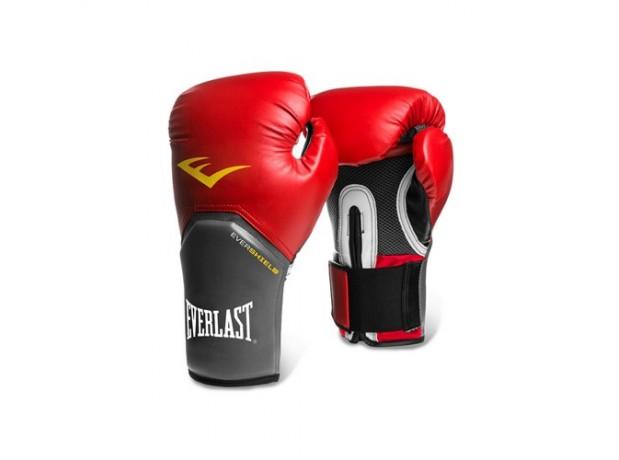 Everlast Pro Style Elite Red Training Boxing Gloves