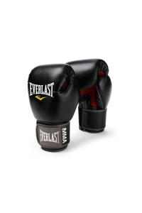 Everlast Pro Style Muay Thai Boxing Gloves Black