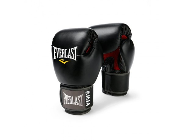 Everlast Pro Style Muay Thai Boxing Gloves Black