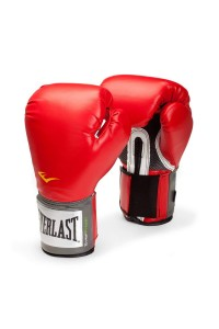 Everlast Pro Style Red Training Boxing Gloves
