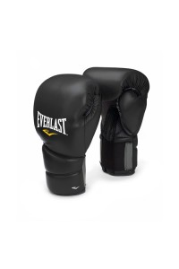 Everlast Protex 2 Training Black Boxing Gloves