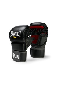 Everlast Striking Training Boxing Gloves Black