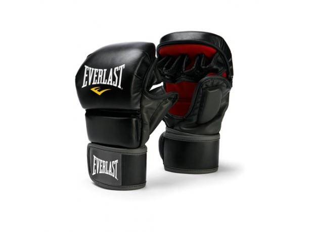 Everlast Striking Training Boxing Gloves Black