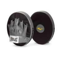 Everlast Boxing Punch Mitts Grey Black Yellow
