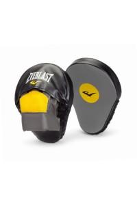 Everlast Boxing Mantis Punch Mitts Grey Black Yellow