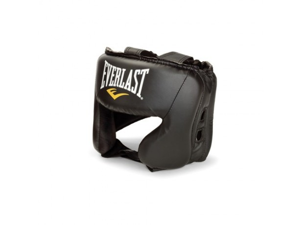 Everlast Boxing Protective Headgear Black