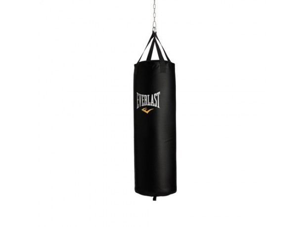 Everlast Boxing Polycanvas Heavy Bag Black