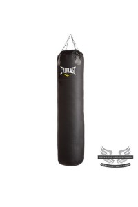 Everlast Boxing Synthetic Thai Heavy Bag Black