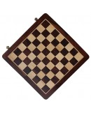 Handmade Wooden Chess Travel Magnetic Chess Set with Extra Queen
