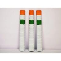 SB Indian Tri Color Cricket Bat Grip