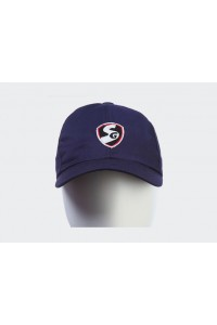 SG Century Cricket Cap Blue