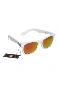 SS Cricket Fielding Sunglasses Classy Red with White Frame Free Size