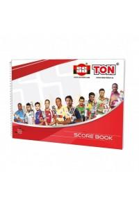 SS Cricket Scorebook for Recording Runs, Wickets, Overs etc.