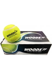 Woods Lite Weight Cricket Tennis Balls