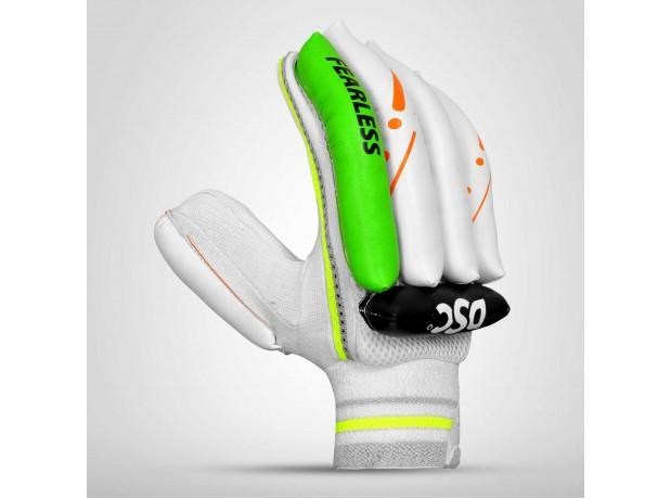 DSC Condor Ruffle Cricket Batting Gloves