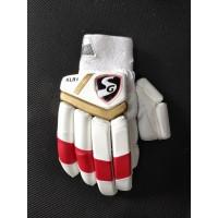 SG KLR 1 Red Color Cricket Batting Gloves