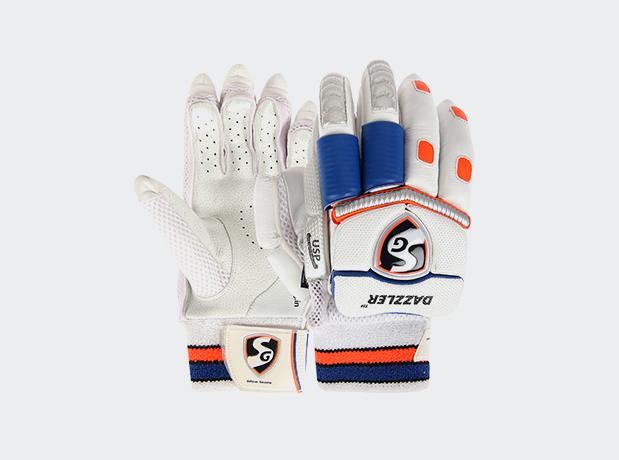 SG Dazzler Cricket Batting Gloves