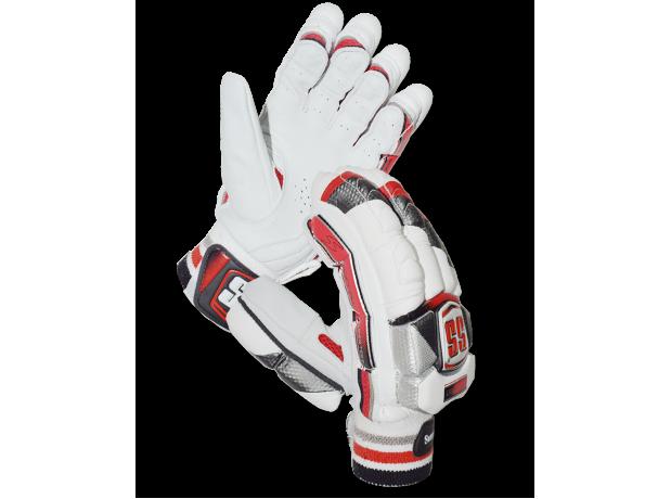 SS Super Test Cricket Batting Gloves Mens Size Right & Left Handed