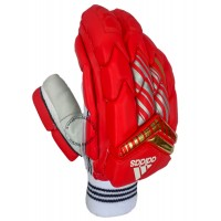 Adidas IPL Edition Red Color Cricket Batting Gloves