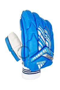Adidas Colored Cricket Batting Gloves Sky Blue