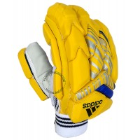 Adidas IPL 2020 Yellow Color Cricket Batting Gloves
