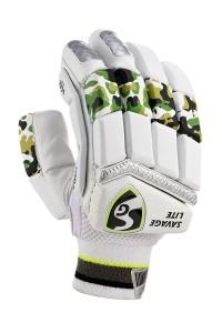 SG Savage Lite Cricket Batting Gloves