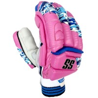 SS IPL Edition Cricket Batting Gloves Pink Color