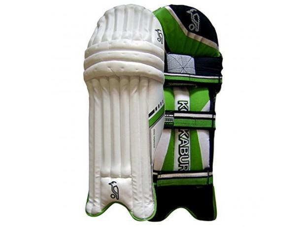 Kookaburra Kahuna 600 Cricket Batting Leg Guard Pads