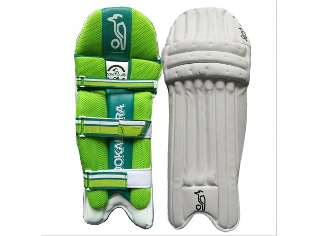 Kookaburra Kahuna 1000 Cricket Batting Legguard For Man Right Hand and Left Hand