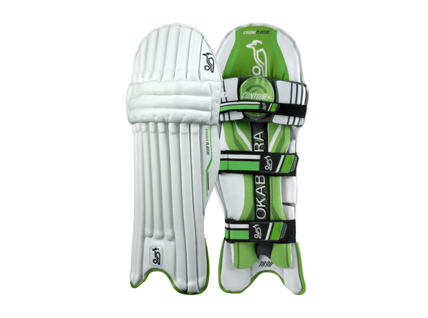 Kookaburra Kahuna Player Cricket Batting Legguard For Man Right Hand and Left Hand