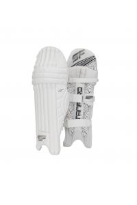 SF Black Edition Cricket Batting Leg Guard Pads