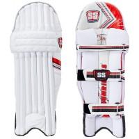 SS Test Opener Cricket Batting Leg Guard Pads