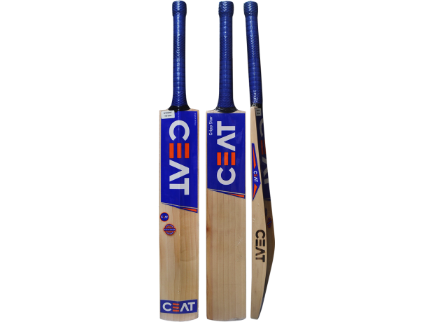 CEAT Gripp Star English Willow Cricket Bat